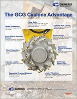 The GCG Cyclone Advantage brochure.