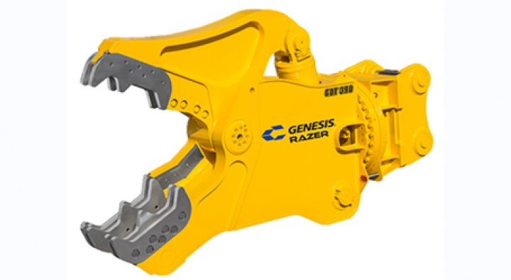 New GDT 390 (Genesis Razer Demolition Tool) is now available.
