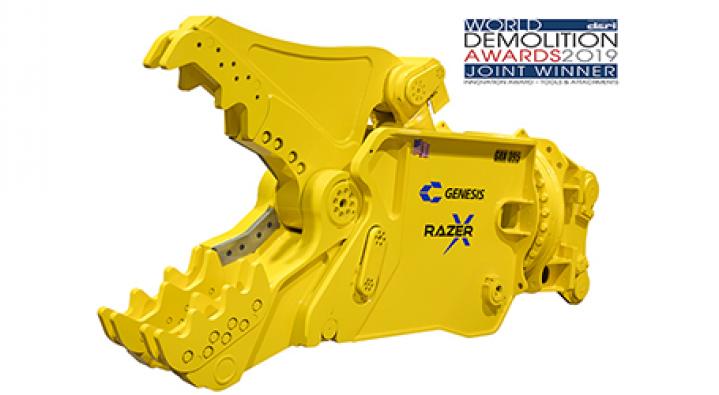 Genesis GRX Award Image