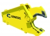 GSS (Genesis Subsea Shear) with replaceable tip and rotatable cross blade.