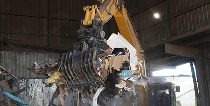 Waste Handling and Recycling Link