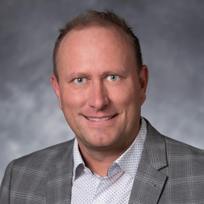Genesis regional manager Brian Bisson.