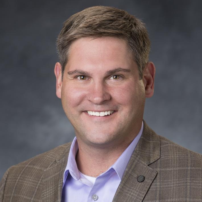 Genesis NA sales director Justin Palvere.