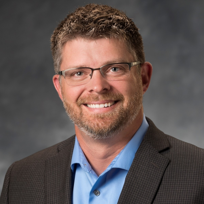 Genesis regional manager Matt Orvedahl.