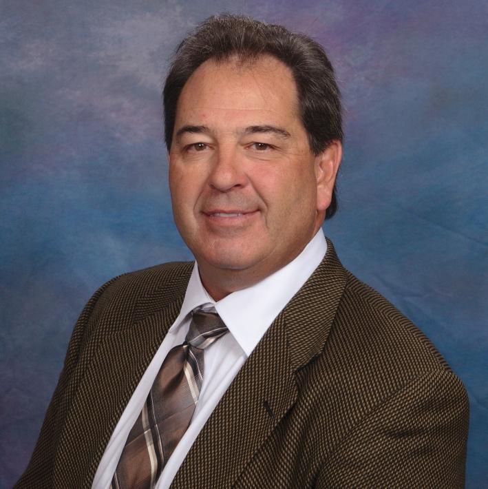 Genesis regional manager Mike Ganier.
