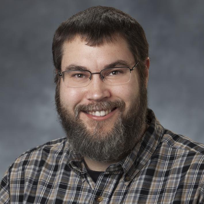 Genesis team member Ryan Lavin.