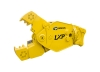 The LXP (Genesis LXP Concrete Cracker) is an excavator and demolition tool.