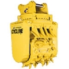 Genesis Hydraulic Rotary Grinders is attachable to construction machinery.