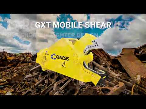 GXT Mobile Shear - Large Shear Power, Shorter & Lighter Design