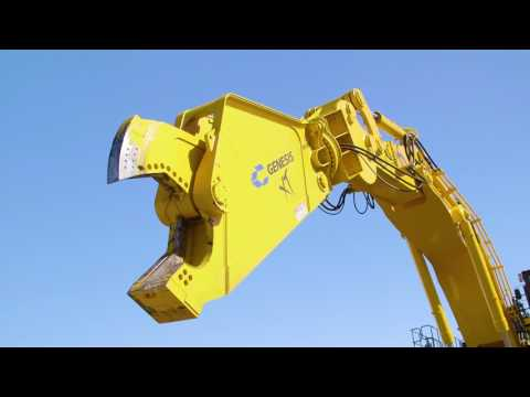 Watch the GXT (Genesis XT Mobile Shear) in action.
